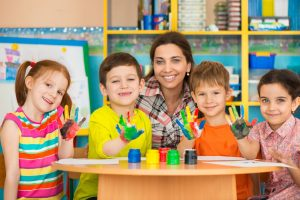 child care jobs greenville nc